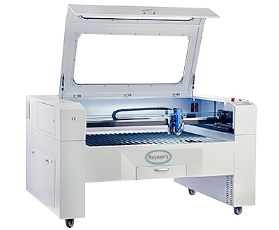 Model ALM1390 Metalic and Non Metalic Laser Cutter